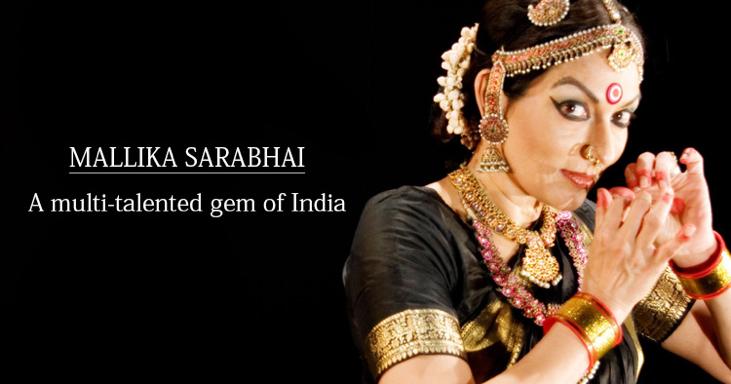 Woman of Interest Mallika Sarabhai