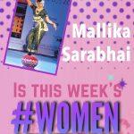 Women of Interest Mallika Sarabhai