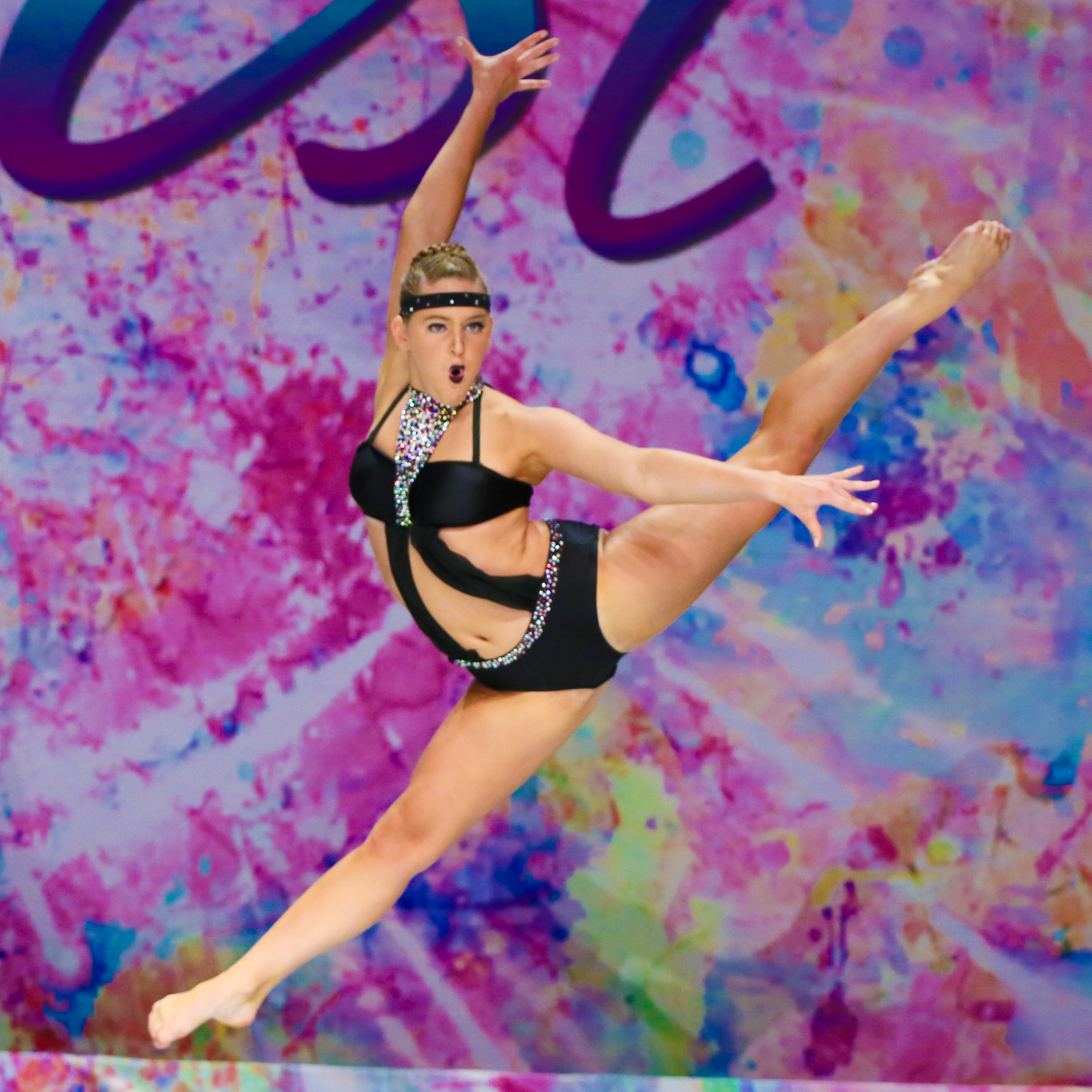 Be Yourself Dance Competition