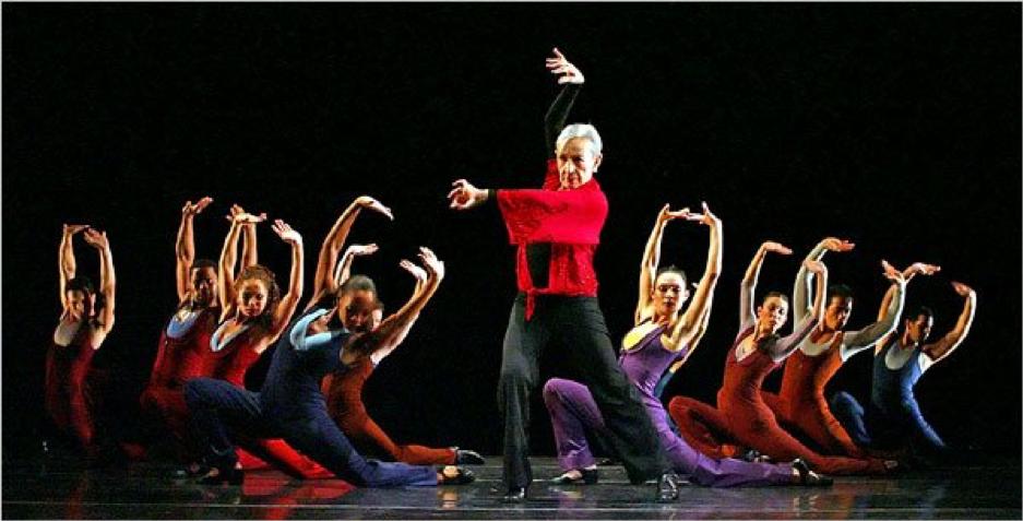 Tina Ramirez Ballet Hispanico