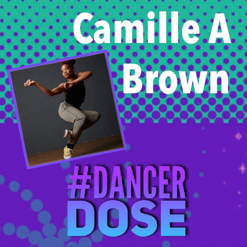 Camille A Brown Dancer