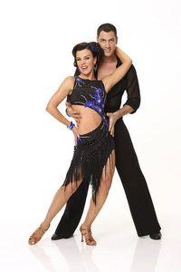 Debi Mazar Dancing With The Stars