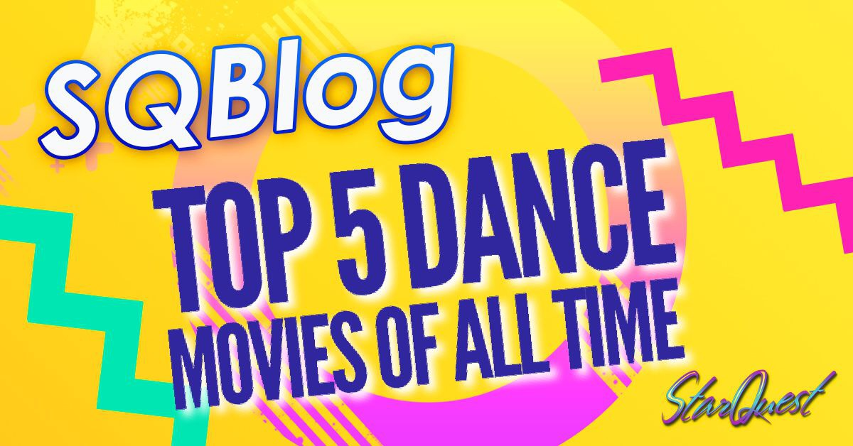 Top 5 Dance Movies Of All Time -