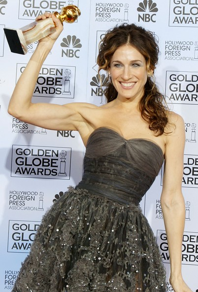 Sarah Jessica Parker Golden Globes