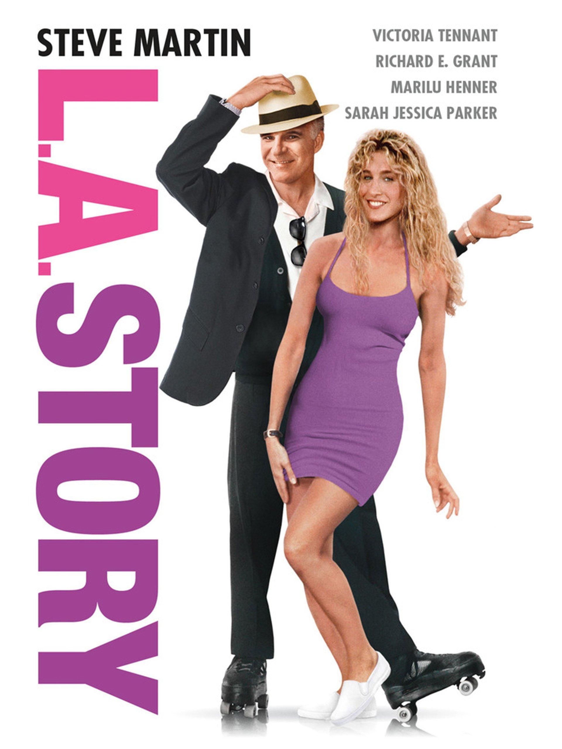 Sarah Jessica Parker LA Story