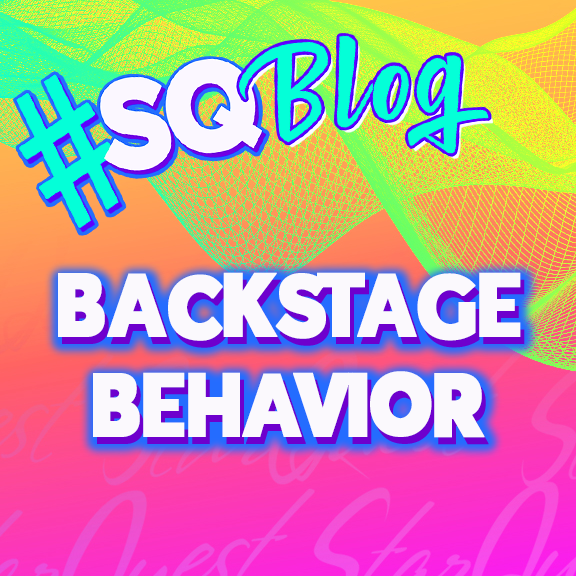 Backstage Behavior