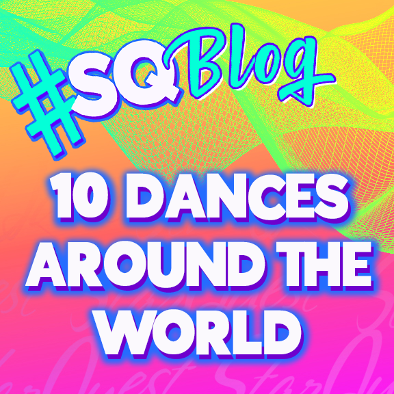 10 Dances Around The World
