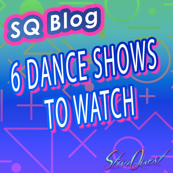 6 Dance Shows To Watch