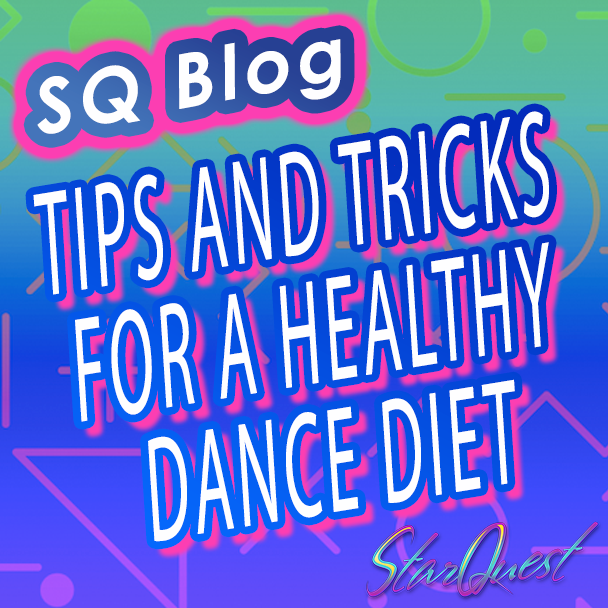 Healthy Dance Diet